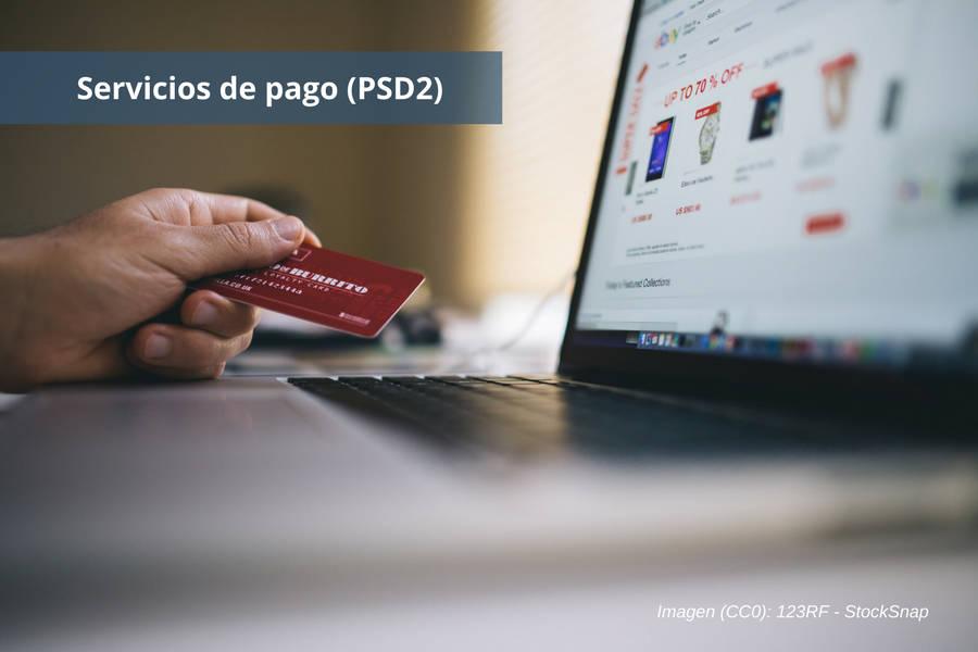 PSD2 Normativa europea servicios de pago