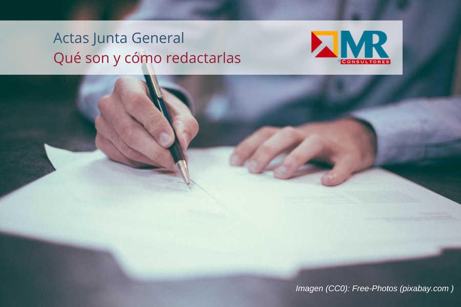 Actas Junta General