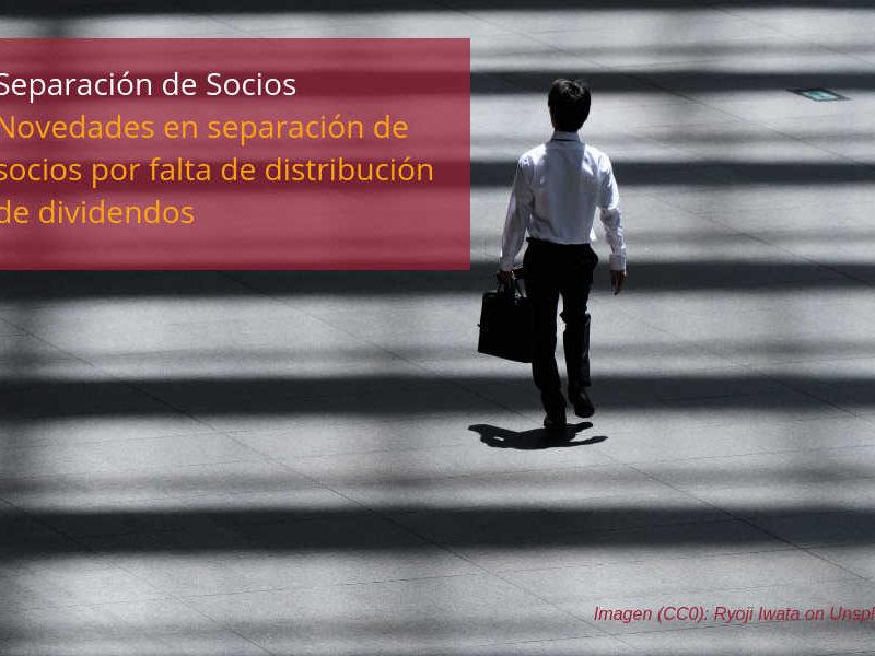 Separación Socios