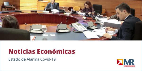 Noticias Económicas Estado de Alarma Covid-19