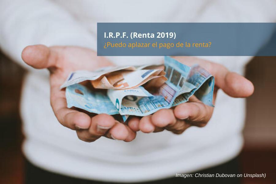 Aplazamiento renta