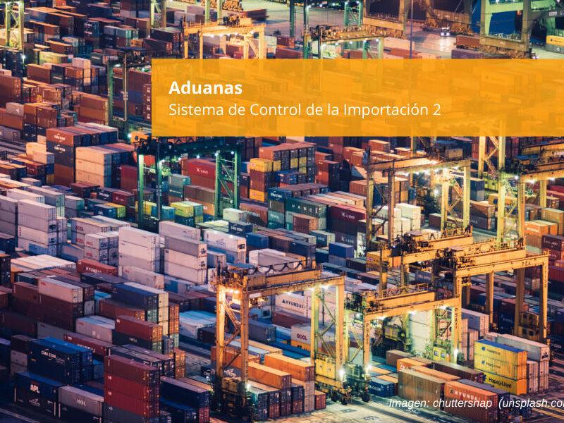 Aduanas - ICS2