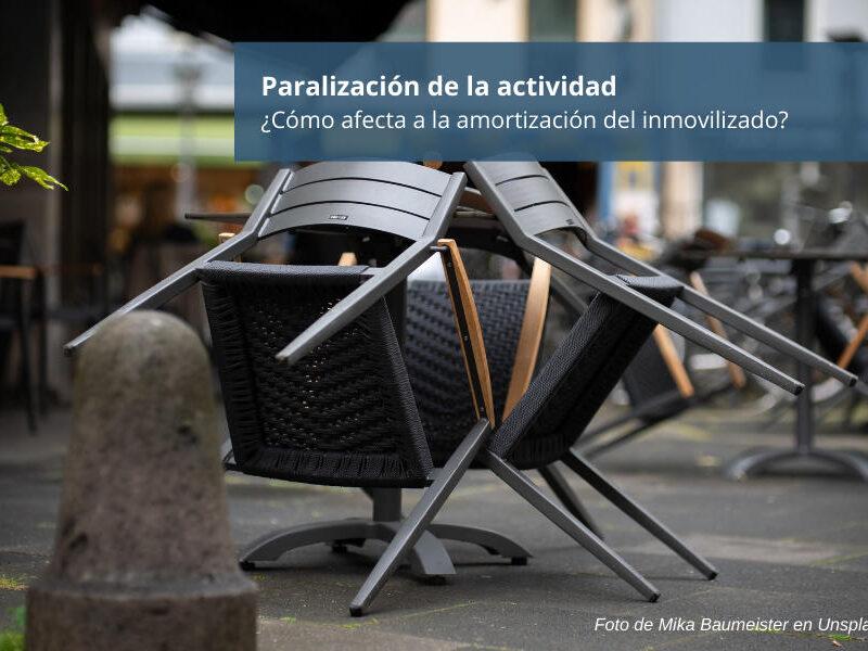 Paralización Actividad