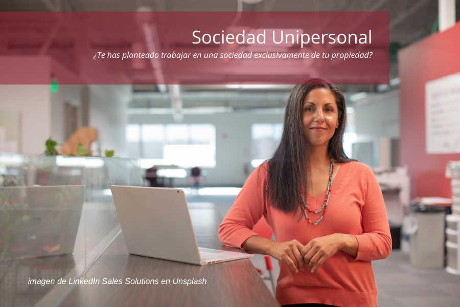 Sociedad Unipersonal